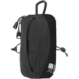 karrimor(カリマー) トレックキャリー ショルダーポーチ/ブラック 87712 877ブラック ケース タブレットカバー タブレットPCアクセサリー ポーチ、小物バッグ 携帯・GPS・PDAケース アウトドアギア