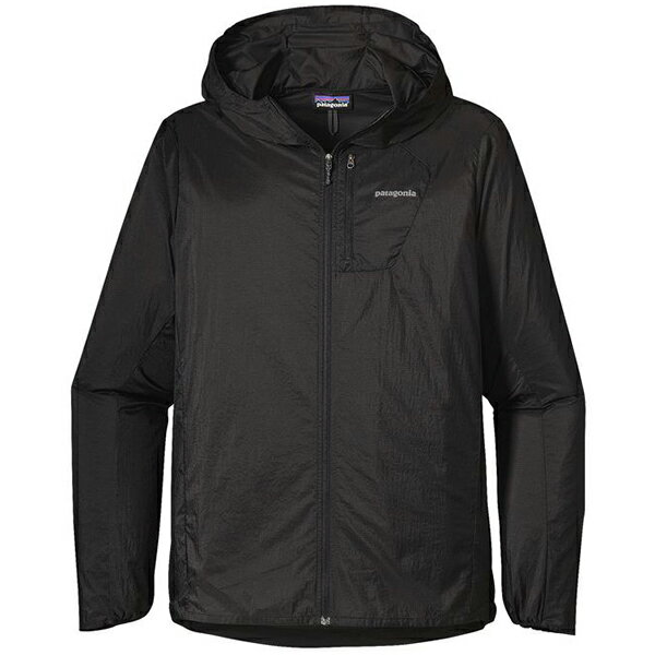 patagonia(パタゴニア) Ms Houdini Jkt/BLK/S 24141ブラック アウター メンズウェア ウェア ジャケット ジャケット男性用 アウトドアウェア