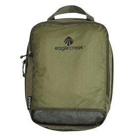 EAGLE CREEK(イーグルクリーク) EC パックイットスペクター CDハーフキューブOLV 11862115カーキ 衣類収納ボックス 収納用品 生活雑貨 ポーチ、小物バッグ ポーチ、小物バッグ アウトドアギア