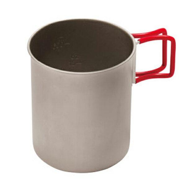 EVERNEW(エバニュー) チタン カップ760FD RED EBY270Rカップ キャンプ用食器 アウトドア テーブルウェア テーブルウェア(カップ) アウトドアギア