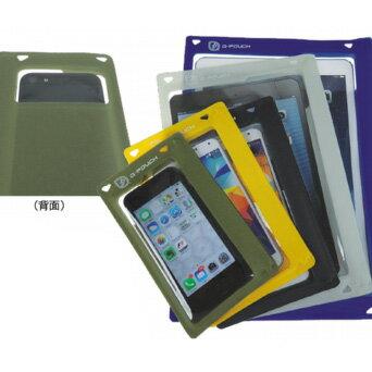 ★エントリーでポイント5倍!JR GEAR(ジェイアールギア) Pouch iPad Air/Charcoal(01) GPH00501ダイビングバッグ シュノーケリング ダイビング 防水バッグ・マップケース 防水バッグ・マップケース アウトドアギア
