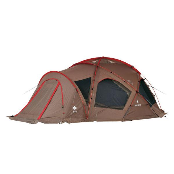 snow peak(スノーピーク) ドックドーム Pro.6 SD-506六人用(6人用) テント タープ キャンプ用テント キャンプ6 アウトドアギア