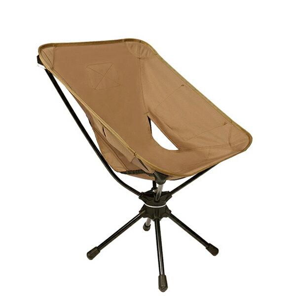 Helinox Home(ヘリノックス ホーム) HelinoxTac スウィベルチェア コヨーテ/コヨーテ 19755003ブラウン イス レジャーシート テーブル チェア フォールディングチェア アウトドアギア