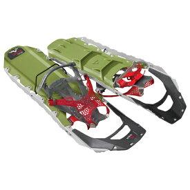 MSR(エムエスアール) REVOアッセント オリーブ 25インチ 40014アウトドアギア 登山 トレッキング スノーシュー グリーン 男女兼用