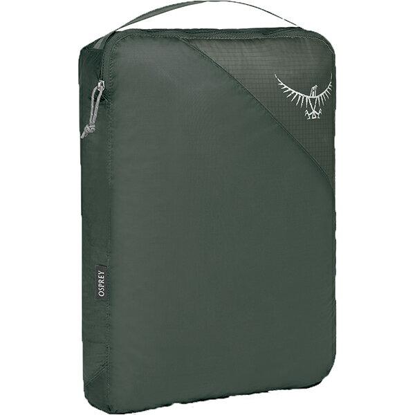 OSPREY(オスプレー) ULパッキングキューブ L/シャドーグレー/ワンサイズ OS58812グレー 衣類収納ボックス 収納用品 生活雑貨 ポーチ、小物バッグ ポーチ、小物バッグ アウトドアギア