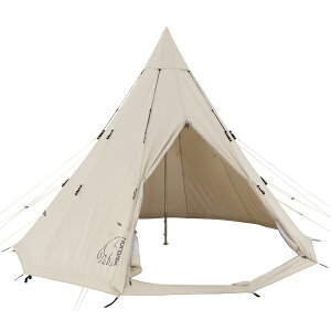 NORDISK(ノルディスク) Alfheim 19.6 Tent SMU JP/Tent/Technical Cotton 242014アウトドアギア キャンプ大型 キャンプ用テント タープ 七人用(7人用) ホワイト おうちキャンプ ベランピング