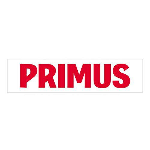 primus(プリムス) プリムス ステッカーL P-566137レッド デカール ステッカー エアロパーツ アウトドアギア