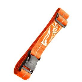 EAGLE CREEK(イーグルクリーク) EC リフレクティブラゲージストラップ Fオレンジ 11862160男女兼用 オレンジ リュック バックパック バッグ バッグ用アタッチメント バッグ用アタッチメント アウトドアギア