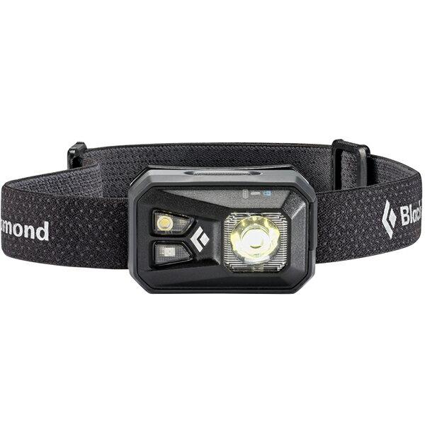 Black Diamond(ブラックダイヤモンド) リボルト/ブラック BD81080ブラック ヘッドライト ランタン LEDタイプ アウトドアギア