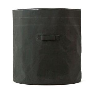 HIGHTIDE(ハイタイド) タープバッグ ラウンド(L)/ブラック EZ021BKアウトドアギア ドライバッグ 防水バッグ・マップケース アウトドア トートバッグ ブラック おうちキャンプ ベランピング