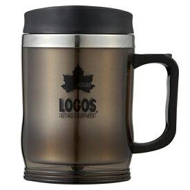 OUTDOOR LOGOS(ロゴス) プリメイヤーマグ(シャドウ) 81285100ブラウン カップ キャンプ用食器 アウトドア マグカップ・タンブラー マグカップ アウトドアギア