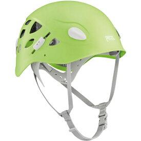 PETZL(ペツル) エリア/Green/One size only A48BG女性用 グリーン ヘルメット トレッキング 登山 アウトドアギア