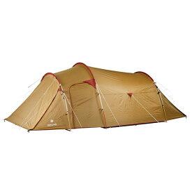 納期:2019年10月上旬snow peak(スノーピーク) ヴォールト SDE-080ブラウン テント タープ キャンプ用テント キャンプ大型 アウトドアギア