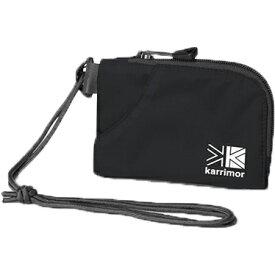 karrimor(カリマー) トレックキャリー チームパース/ブラック 87812 878ブラック メンズ財布 ケース ポーチ、小物バッグ ワレット・財布 アウトドアギア