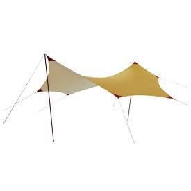 MSR(エムエスアール) ランデブーサンシールド 200ウィング 37015アウトドアギア ヘキサ・ウイング型タープ テント 六人用(6人用)