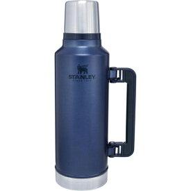 STANLEY(スタンレー) クラシック真空ボトル 1.9L/ロイヤルブルー 07934-024アウトドアギア ステンレスボトル 水筒 マグボトル ブルー おうちキャンプ ベランピング