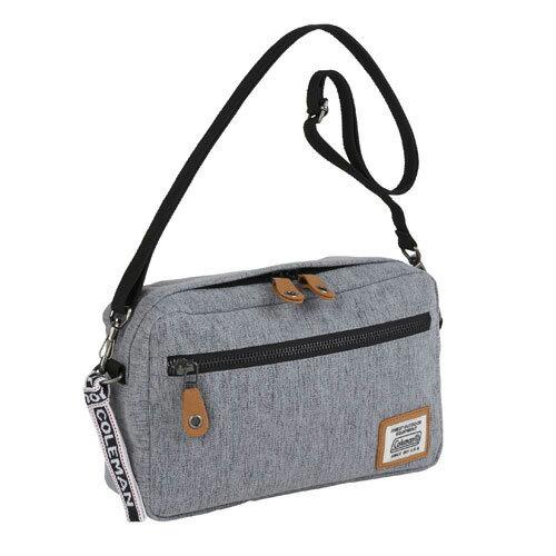 Coleman(コールマン) JN ミニポーチ(ヘザー) 2000031161グレー 衣類収納ボックス 収納用品 生活雑貨 ポーチ、小物バッグ ポーチ、小物バッグ アウトドアギア