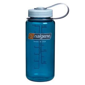 ★エントリーでポイント10倍!NALGENE(ナルゲン) 広口0.5Lトラウトグリーン 91175アウトドアギア 樹脂製ボトル 水筒 マグボトル ブルー
