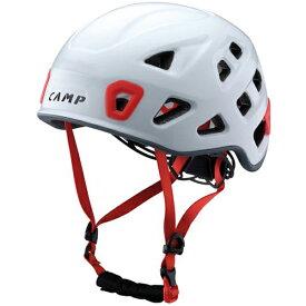 CAMP(カンプ) STORM (ホワイト)/L 5245704ホワイト ヘルメット トレッキング 登山 アウトドアギア