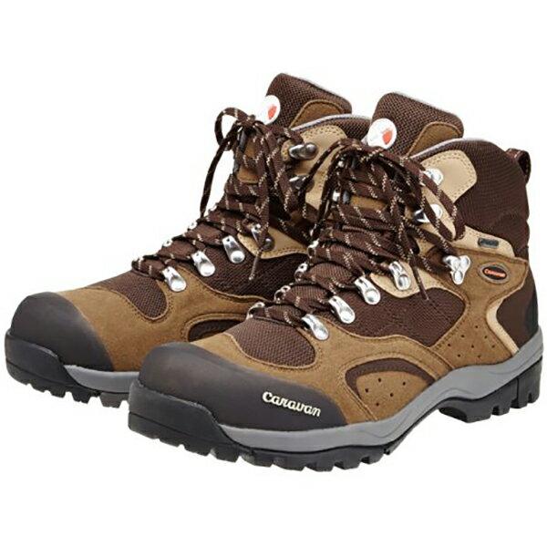 Caravan(キャラバン) 1_02S/440/270 10106男女兼用 ブラウン ブーツ 靴 トレッキング トレッキングシューズ トレッキング用 アウトドアギア