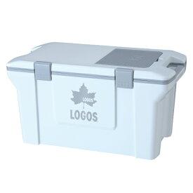 OUTDOOR LOGOS(ロゴス) アクションクーラー50(ホワイト) 81448031-2ホワイト クーラーボックス アウトドア アウトドア ハードクーラー 50リットル アウトドアギア