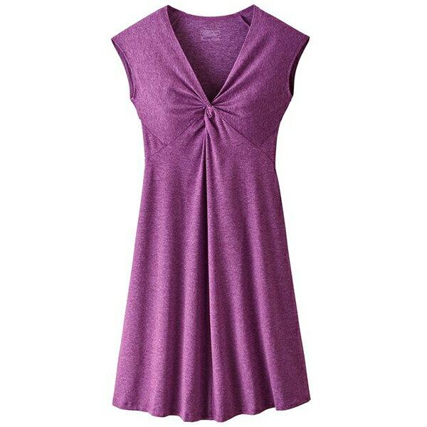 patagonia(パタゴニア) Ws Seabrook Bandha Dress/IKP/M 58731女性用 パープル ワンピース レディースファッション シャツワンピース アウトドアウェア