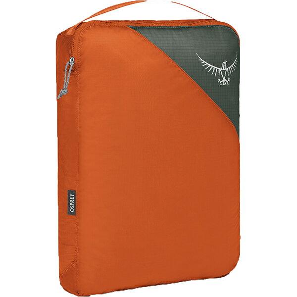 OSPREY(オスプレー) ULパッキングキューブ L/ポピーオレンジ/ワンサイズ OS58812オレンジ 衣類収納ボックス 収納用品 生活雑貨 ポーチ、小物バッグ ポーチ、小物バッグ アウトドアギア