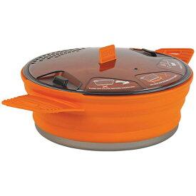 SEA TO SUMMIT(シートゥーサミット) X-ポット/オレンジ/1.4L ST84011001アウトドアギア 単品クッカー バーべキュー クッキング クッキング用品 オレンジ おうちキャンプ ベランピング