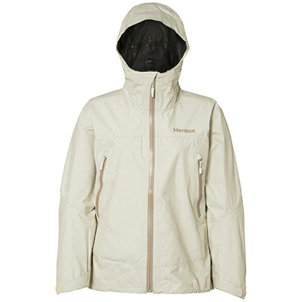 Marmot(マーモット) WS ZP COMODO JACKET/TDVE/XL TOWLJK00女性用 ホワイト レインジャケット レインウェア ウェア レインウェア(ジャケット) レインウェア女性用 アウトドアウェア