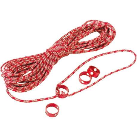MSR(エムエスアール) リフレクティブ ユーティリティーコードキット 37818レッド テントアクセサリー タープ テント ハンマー・ペグ・ロープ等 ロープ、自在金具 アウトドアギア