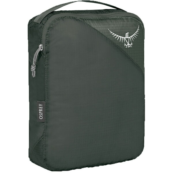 OSPREY(オスプレー) ULパッキングキューブ M/シャドーグレー/ワンサイズ OS58811グレー 衣類収納ボックス 収納用品 生活雑貨 ポーチ、小物バッグ ポーチ、小物バッグ アウトドアギア