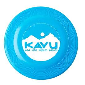 ★エントリーでポイント10倍!KAVU(カブー) Disc/Blue/1SZ 19820326アウトドアギア 雑貨インテリア イス テーブル レジャーシート ブルー