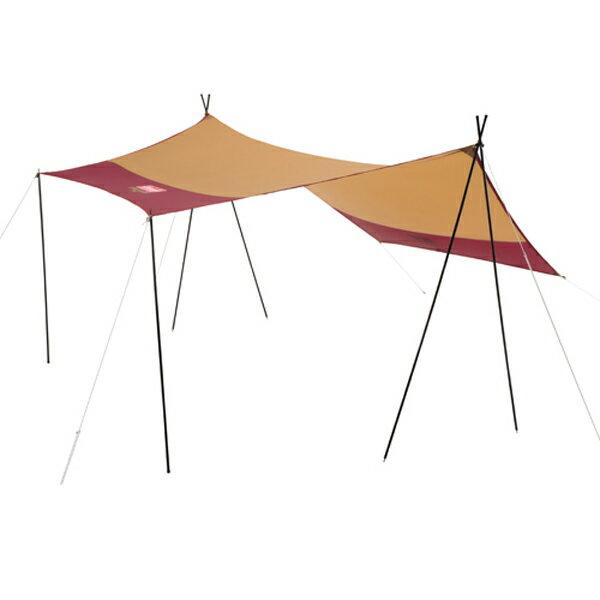 Coleman(コールマン) XPヘキサMDX(バーガンディ) 2000028266タープ タープ テント ヘキサ・ウイング型タープ ヘキサ・ウイング型タープ アウトドアギア