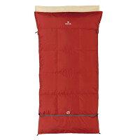 snowpeak(スノーピーク)セパレートオフトンワイド1400BDD-104レッドシュラフ寝袋アウトドア用寝具封筒型封筒ウインターアウトドアギア
