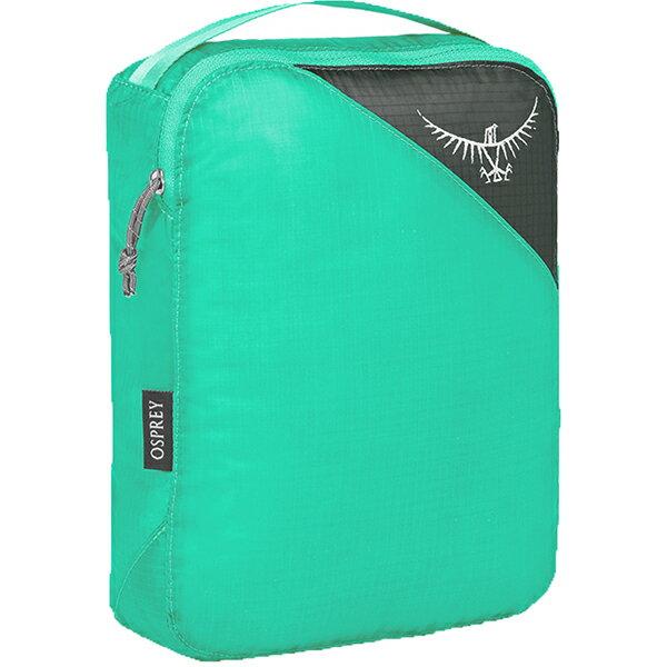 OSPREY(オスプレー) ULパッキングキューブ M/トロピックティール/ワンサイズ OS58811ブルー 衣類収納ボックス 収納用品 生活雑貨 ポーチ、小物バッグ ポーチ、小物バッグ アウトドアギア