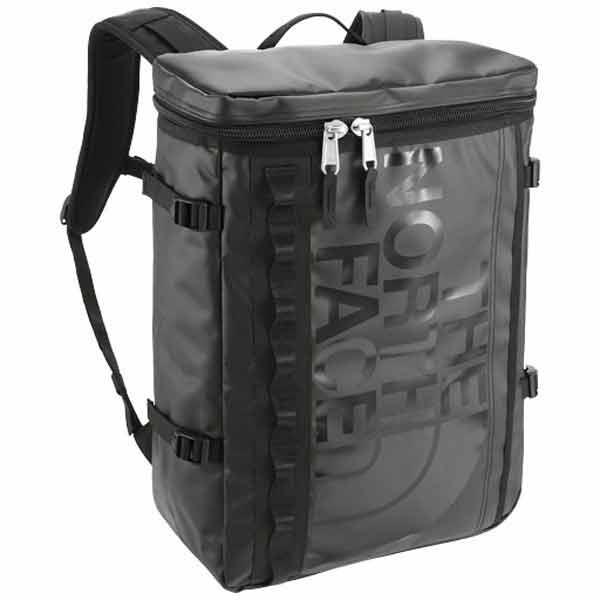 THE NORTH FACE(ザ・ノースフェイス) BC FUSE BOX(BCヒューズボックス)/BG(ブラックエンボスx24Kゴールド) NM81630ブラック リュック バックパック バッグ デイパック デイパック アウトドアギア