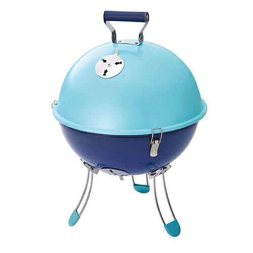 Coleman(コールマン) パーティーボールグリル(ブルー) 2000021948ブルー バーベキューコンロ クッキング用品 バーべキュー バーベキューグリル バーベキューグリルスタンド式 アウトドアギア