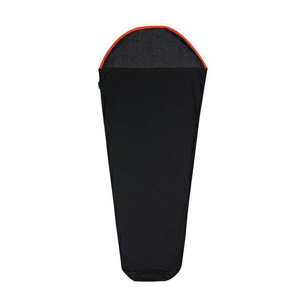SEA TO SUMMIT(シートゥーサミット) サーモライトリアクター ST81404男女兼用 ブラック 一人用(1人用) オールシーズンタイプ インナーシーツ アウトドア用寝具 アウトドア スリーピングバッグインナー スリーピングバッグインナー アウトドアギア