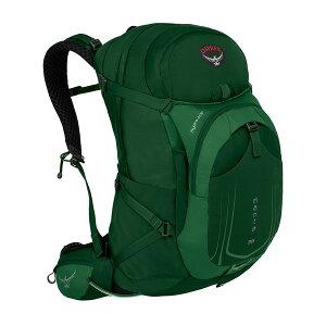 OSPREY(オスプレー) マンタAG 36/スプルースグリーン/S/M OS56030アウトドアギア トレッキング30 トレッキングパック バッグ バックパック リュック グリーン 男性用 おうちキャンプ ベランピング