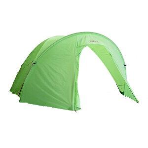 ESPACE(エスパース) スーパーライト専用Plusフライ2-3人用(オプション) SPLsheetアウトドアギア テントオプション タープ テントアクセサリー フライシート グリーン おうちキャンプ ベランピング