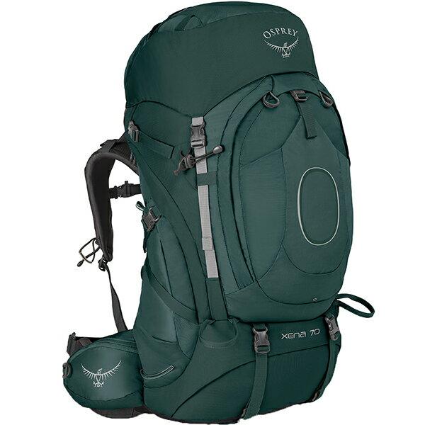 OSPREY(オスプレー) ゼナ 70/キャノピーグリーン/S OS50022女性用 グリーン リュック バックパック バッグ トレッキングパック トレッキング70 アウトドアギア