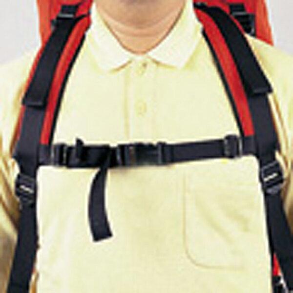 Ripen(ライペン アライテント) チェストアジャスター25mm 0710000ブラック バッグ アウトドア アウトドア バッグ用アタッチメント バッグ用アタッチメント アウトドアギア