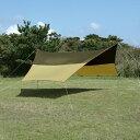 ogawa campal(小川キャンパル) [廃盤処分]フィールドタープヘキサST 3332タープ テント ヘキサ・ウイング型タープ アウトドアギア