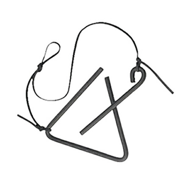 LODGE(ロッジ) [正規品]LDG ディナーベル A5-5 19240152ダッチオーブン クッキング用品 バーべキュー アウトドアギア