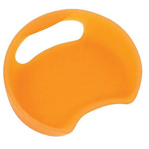 ★エントリーでポイント10倍!guyot designs(ギヨデザインズ) スプラッシュガード/マンゴー GD340008MAアウトドアギア 樹脂製ボトル 水筒 マグボトル オレンジ