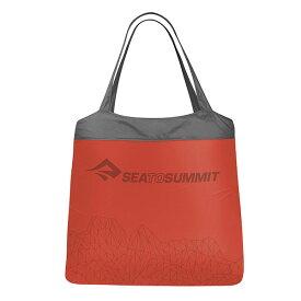 SEA TO SUMMIT(シートゥーサミット) ウルトラシルナノショッピングパック/レッド ST83532001アウトドアギア ブランド雑貨 エコバッグ レッド おうちキャンプ ベランピング