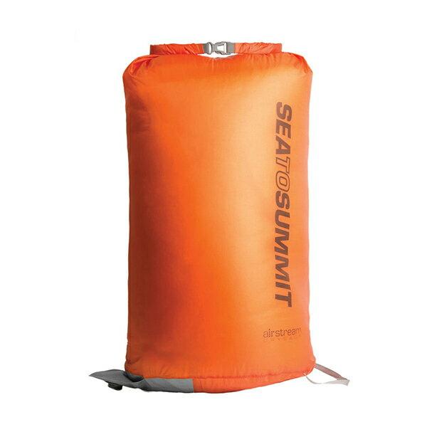 SEA TO SUMMIT(シートゥーサミット) エアストリームポンプサック/オレンジ ST81181オレンジ アウトドア用寝具 アウトドア アウトドア マット用アクセサリー マット用アクセサリー アウトドアギア