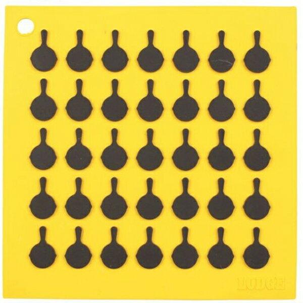 LODGE(ロッジ) [正規品]LDG シリコンスクエアトリベット YL AS7S21 19240095イエロー クッカー クッキング用品 バーべキュー アクセサリー アクセサリー アウトドアギア