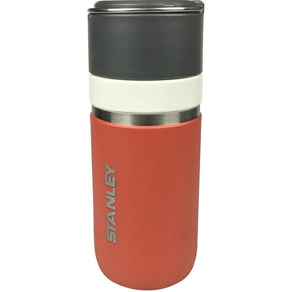 STANLEY(スタンレー) ゴーシリーズセラミバック 真空ボトル0.47L/サーモンピンク 03107-016ピンク マグボトル 水筒 水筒 ステンレスボトル アウトドアギア