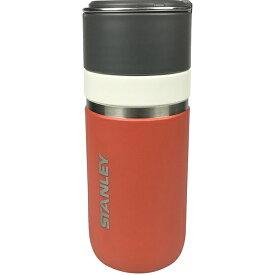STANLEY(スタンレー) ゴーシリーズセラミバック 真空ボトル0.47L/サーモンピンク 03107-016アウトドアギア ステンレスボトル 水筒 マグボトル ピンク